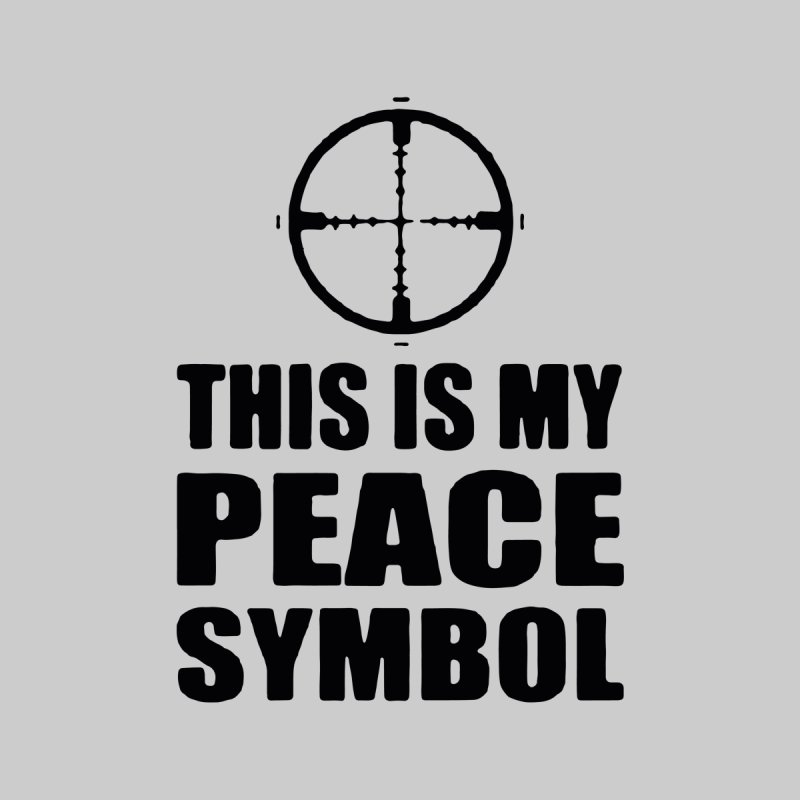 Danurtirta90 This Is My Peace Symbol Funny