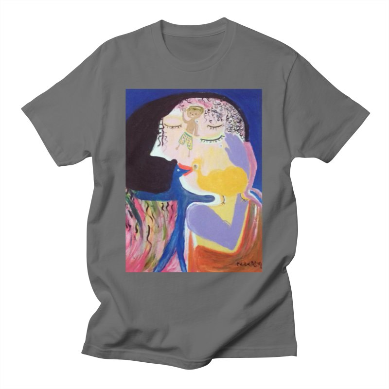 To be wait Men's T-Shirt by Darabem's Artist Shop. Darabem Collection