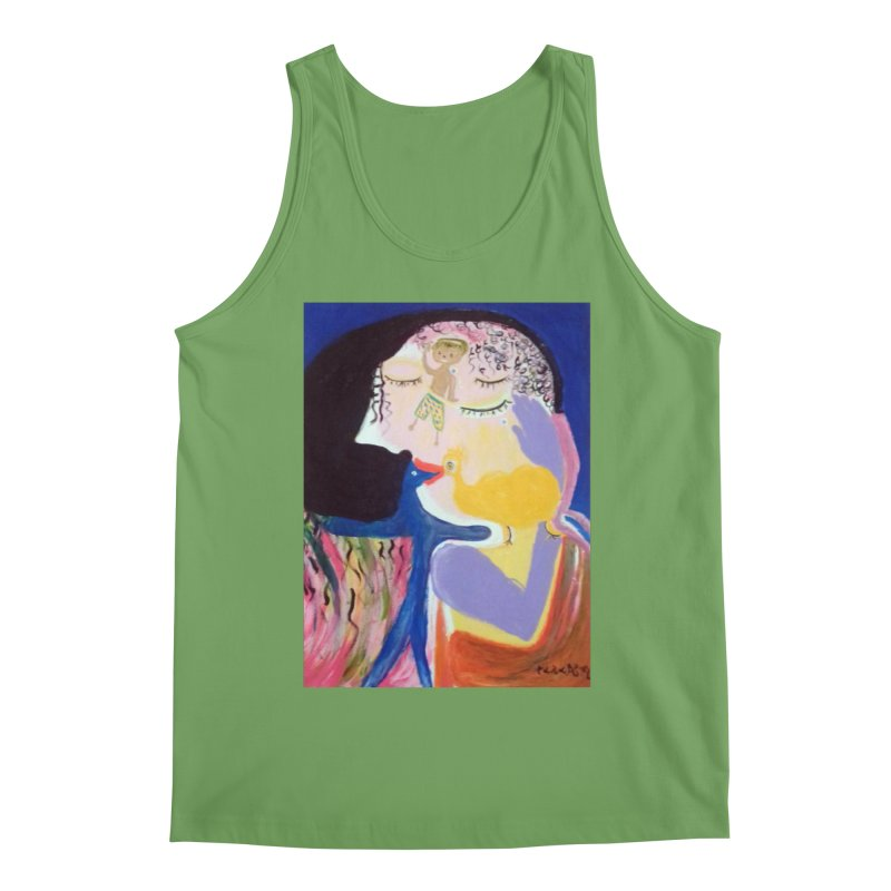 To be wait Men's Tank by Darabem's Artist Shop. Darabem Collection
