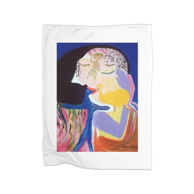 To be wait Home Blanket by Darabem's Artist Shop. Darabem Collection
