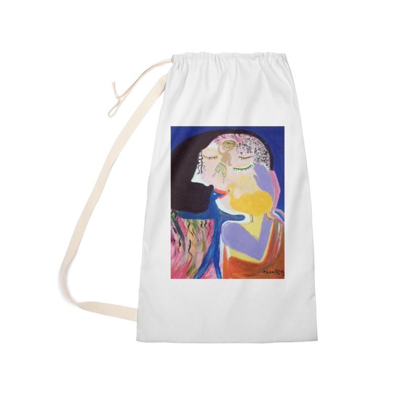 To be wait Accessories Bag by Darabem's Artist Shop. Darabem Collection