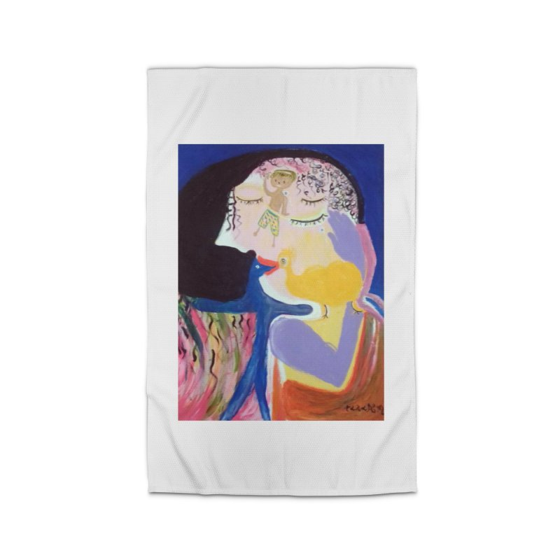 To be wait Home Rug by Darabem's Artist Shop. Darabem Collection