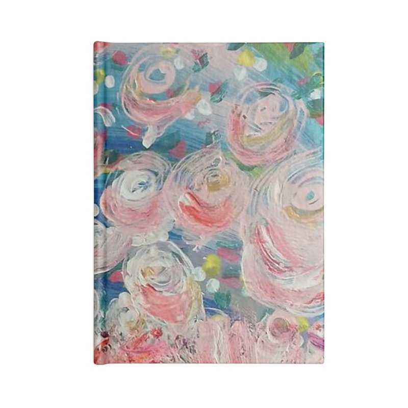 First Flowers Accessories Notebook by Darabem's Artist Shop. Darabem Collection