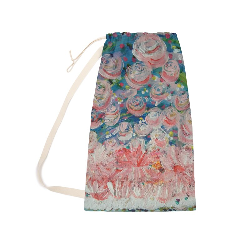 First Flowers Accessories Bag by Darabem's Artist Shop. Darabem Collection