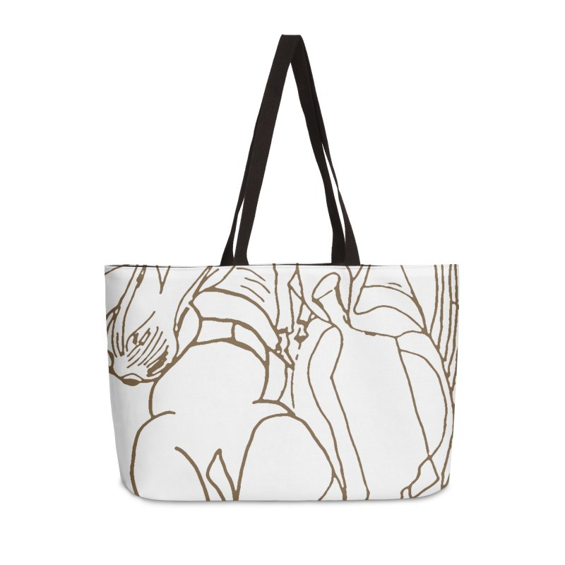 Horse in the casting Accessories Bag by Darabem's Artist Shop. Darabem Collection