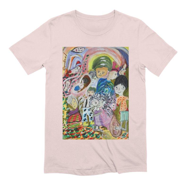 Value Men's Extra Soft T-Shirt by Darabem's Artist Shop. Darabem Collection