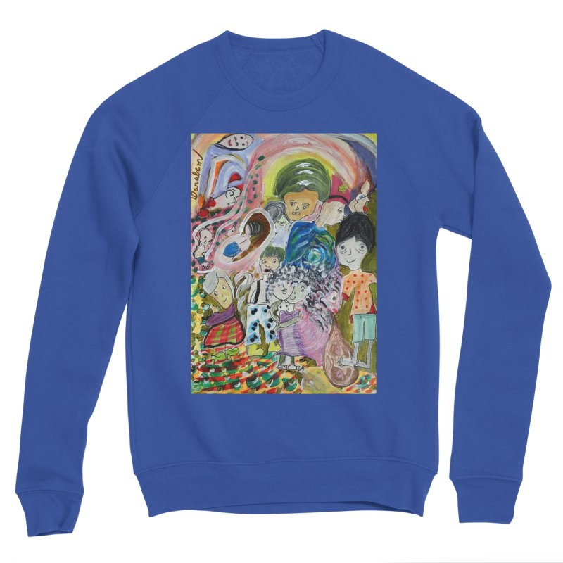 Value Men's Sweatshirt by Darabem's Artist Shop. Darabem Collection