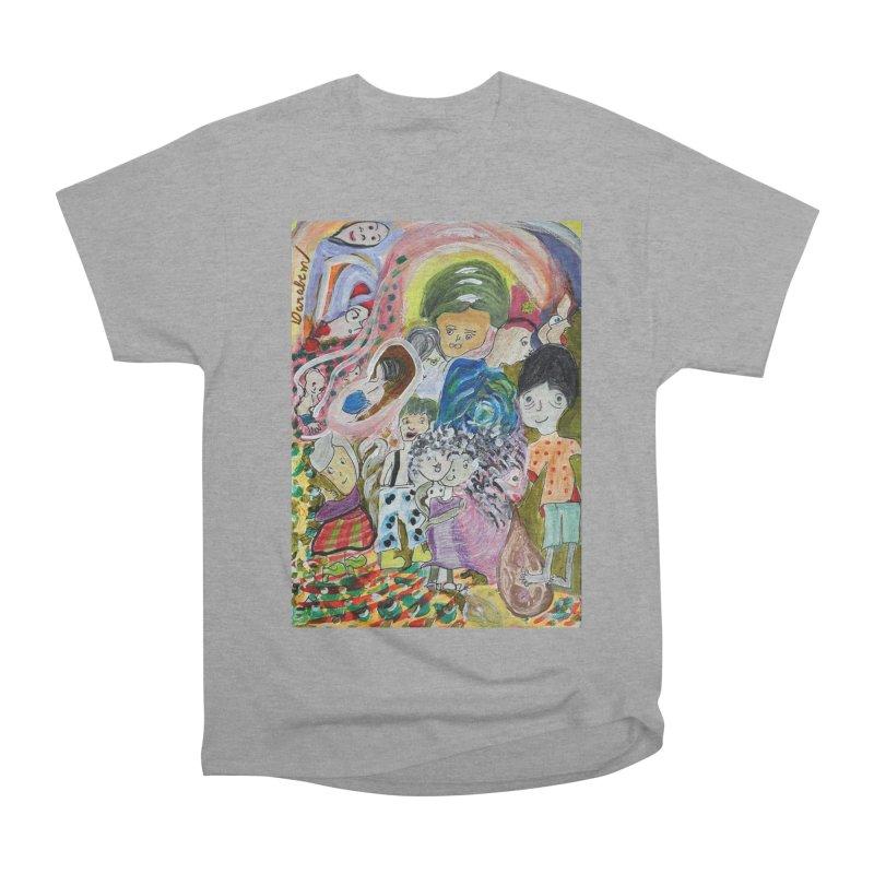 Value Women's Heavyweight Unisex T-Shirt by Darabem's Artist Shop. Darabem Collection