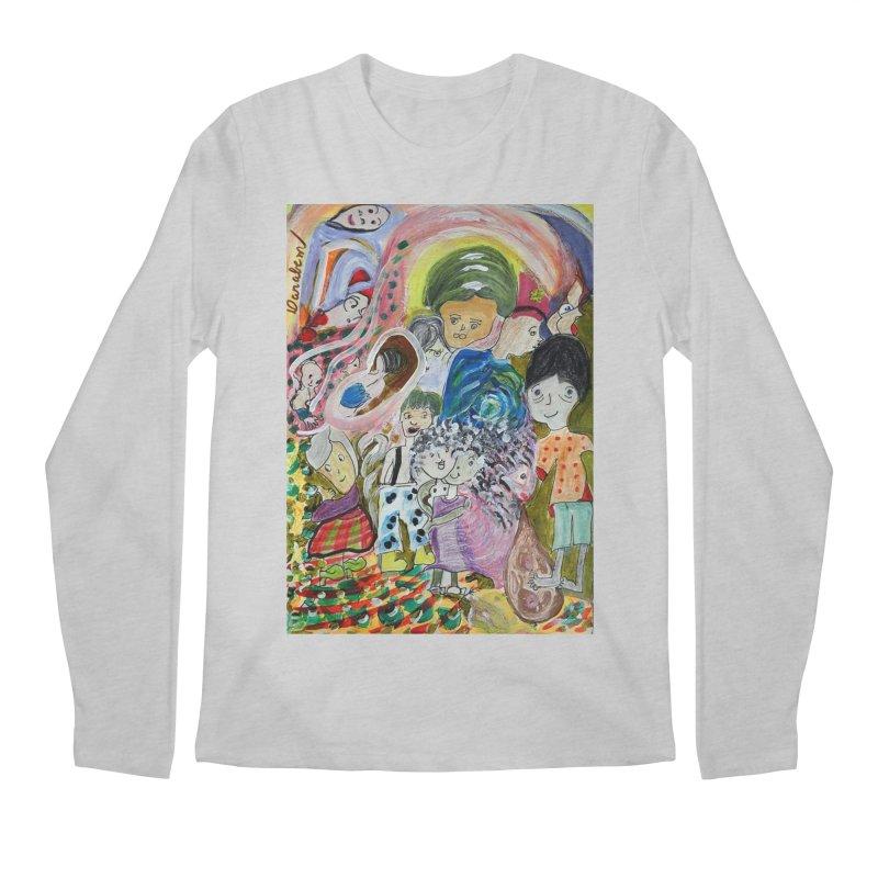 Value Men's Longsleeve T-Shirt by Darabem's Artist Shop. Darabem Collection
