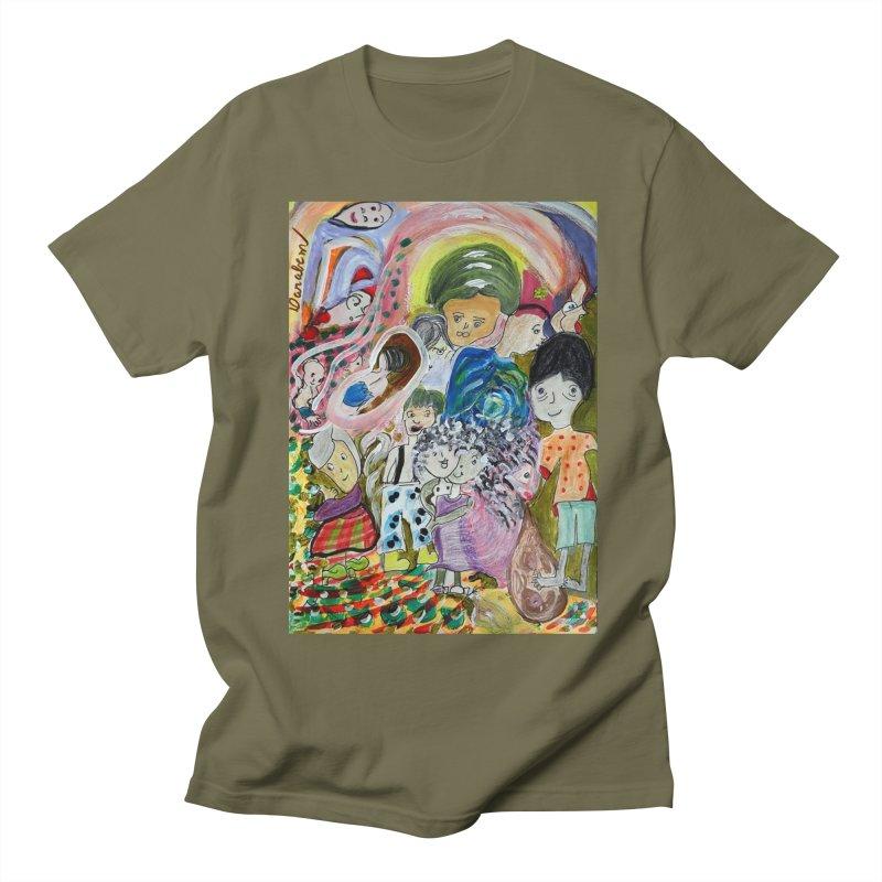 Value Men's T-Shirt by Darabem's Artist Shop. Darabem Collection