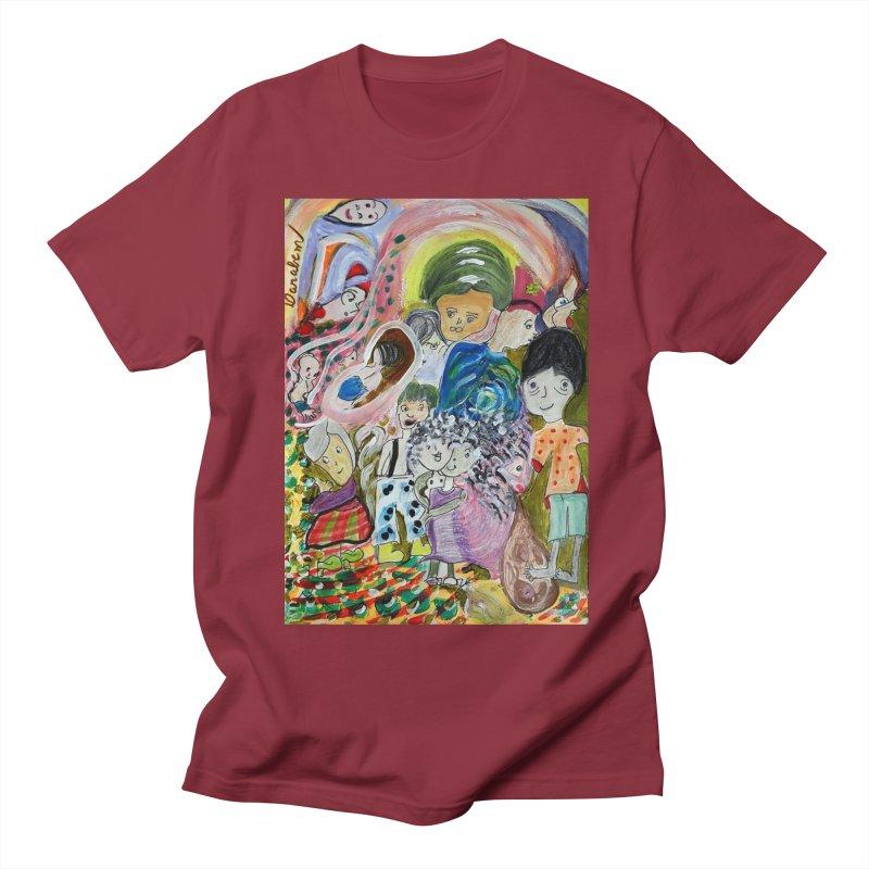 Value Men's Regular T-Shirt by Darabem's Artist Shop. Darabem Collection