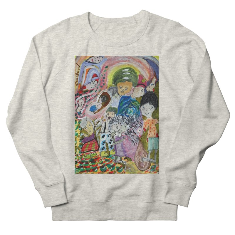 Value Women's French Terry Sweatshirt by Darabem's Artist Shop. Darabem Collection