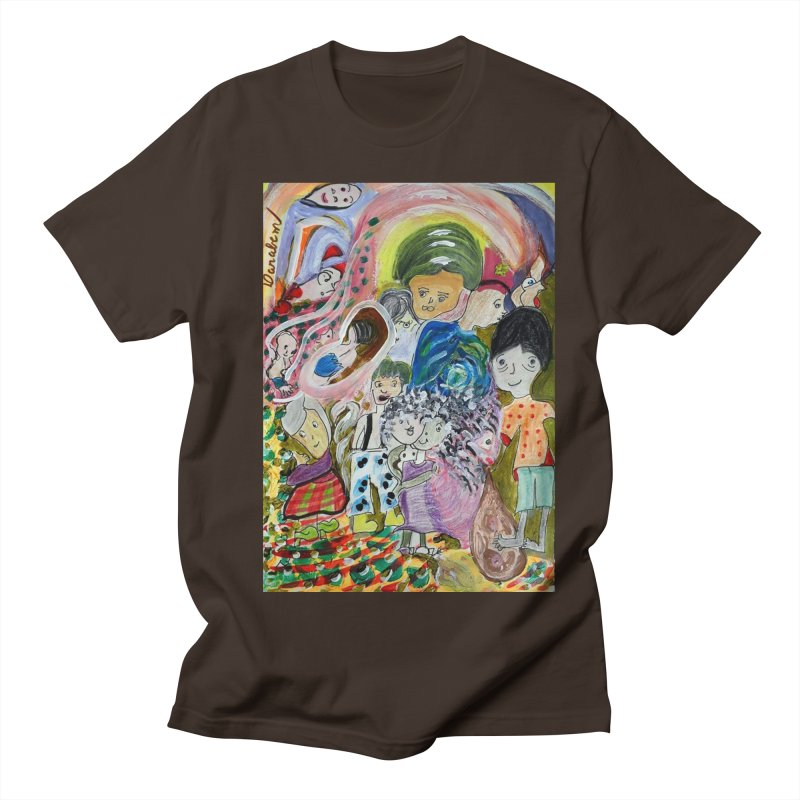 Value Men's T-Shirt by Darabem's Artist Shop. Darabem Collection