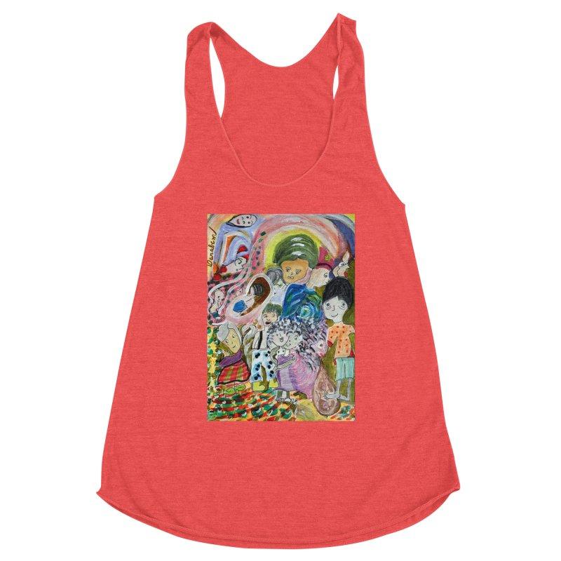 Value Women's Tank by Darabem's Artist Shop. Darabem Collection