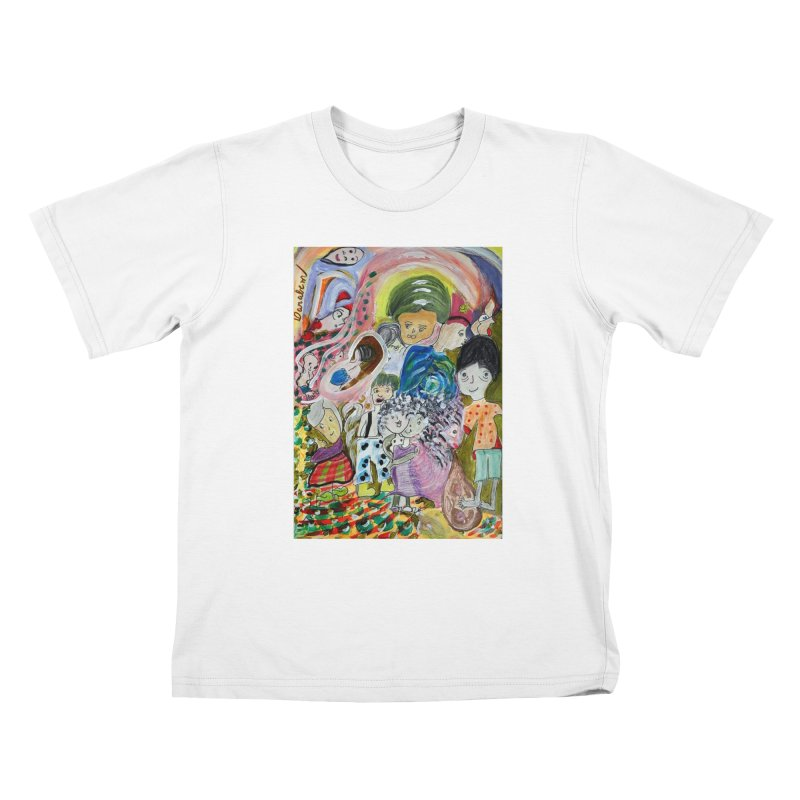 Value Kids T-Shirt by Darabem's Artist Shop. Darabem Collection