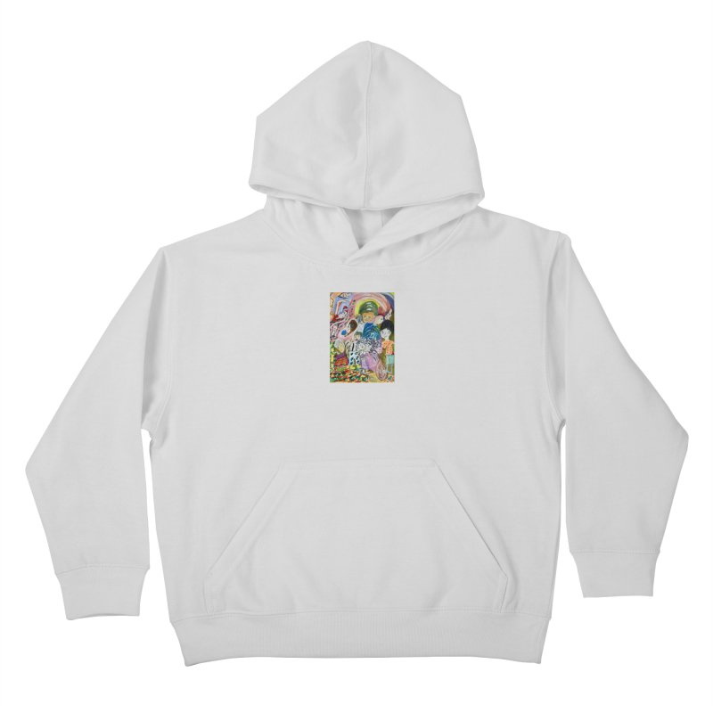 Value Kids Pullover Hoody by Darabem's Artist Shop. Darabem Collection