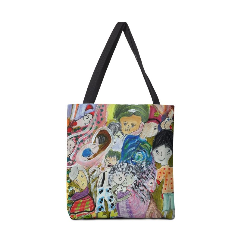 Value Accessories Bag by Darabem's Artist Shop. Darabem Collection