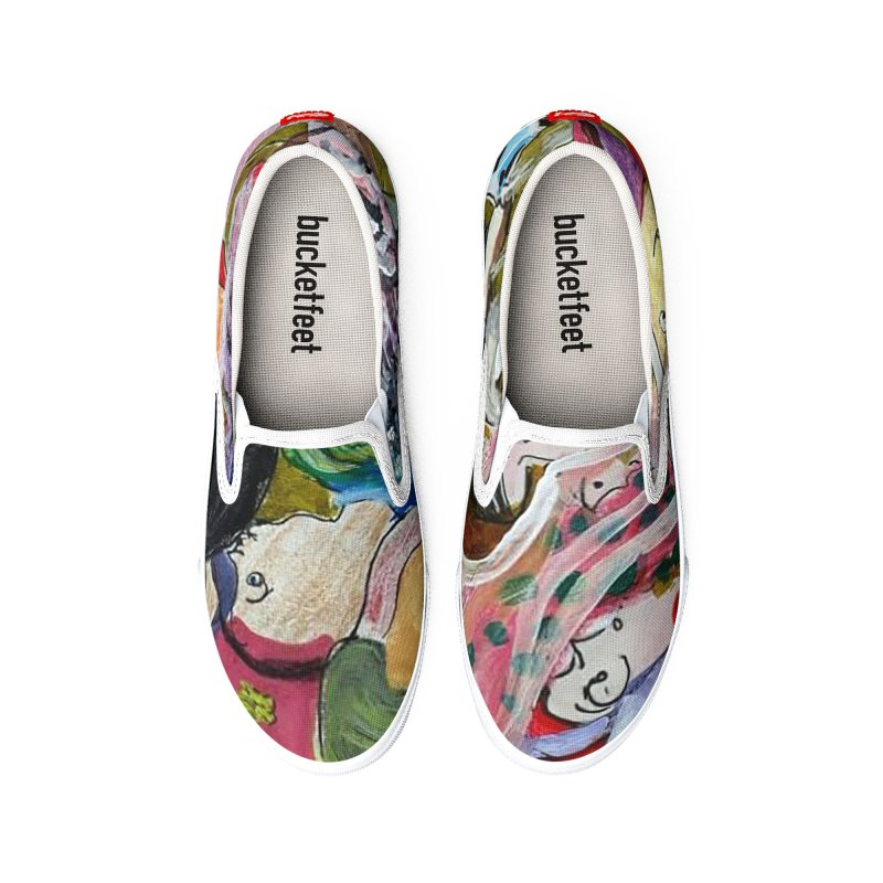 Value Women's Shoes by Darabem's Artist Shop. Darabem Collection