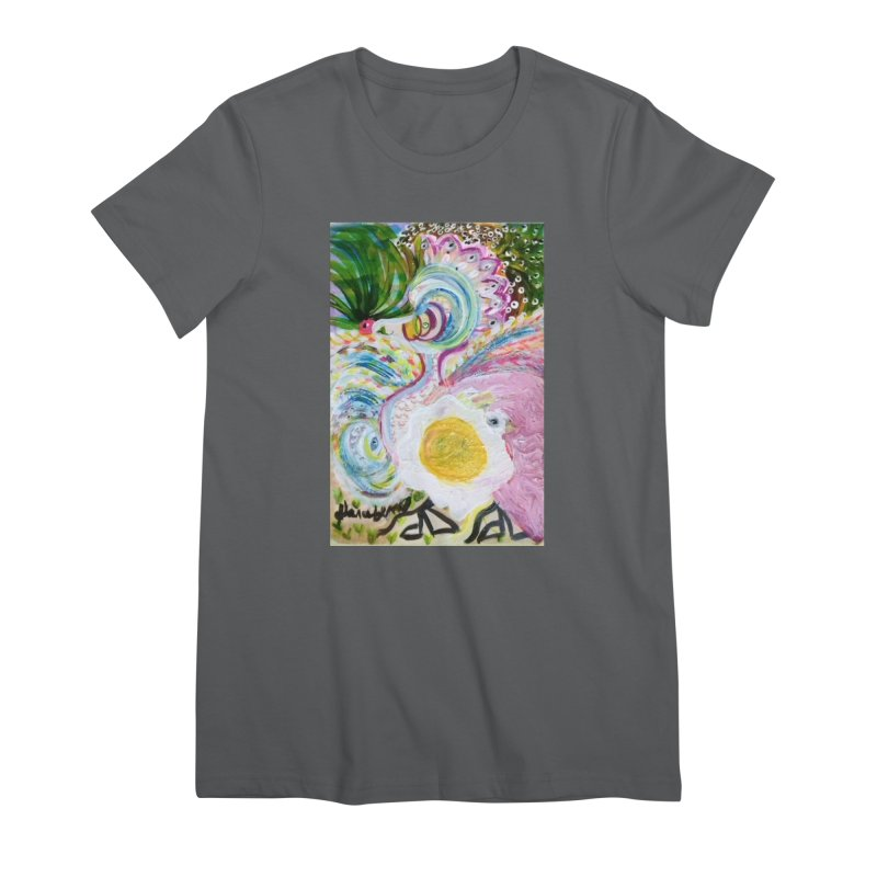 First it was the chicken Women's T-Shirt by Darabem's Artist Shop. Darabem Collection