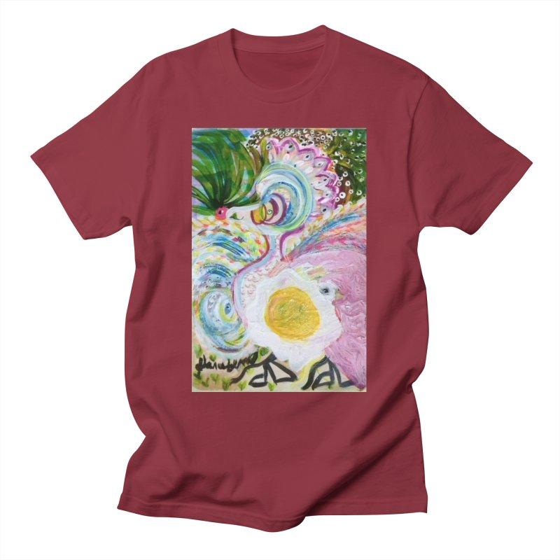 First it was the chicken Men's T-Shirt by Darabem's Artist Shop. Darabem Collection