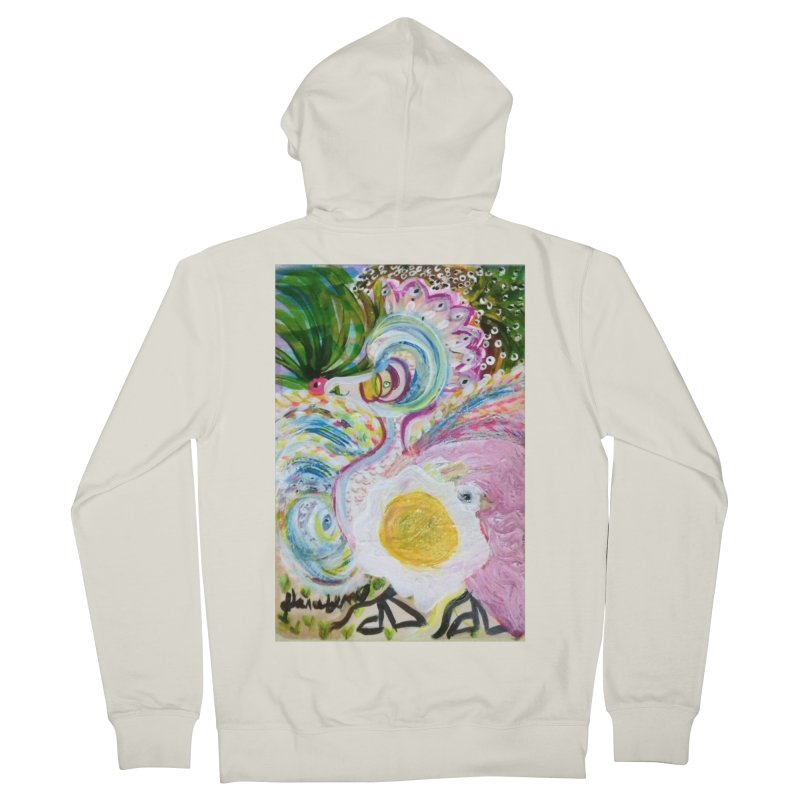First it was the chicken Women's Zip-Up Hoody by Darabem's Artist Shop. Darabem Collection