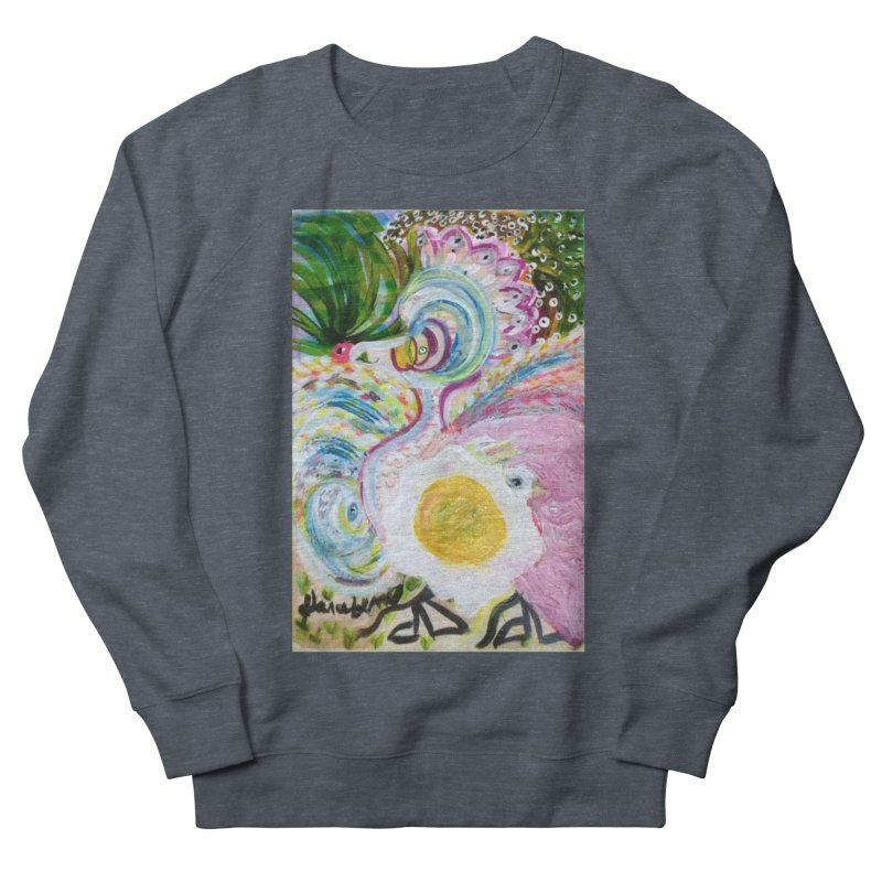First it was the chicken Men's French Terry Sweatshirt by Darabem's Artist Shop. Darabem Collection