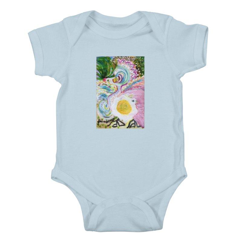 First it was the chicken Kids Baby Bodysuit by Darabem's Artist Shop. Darabem Collection