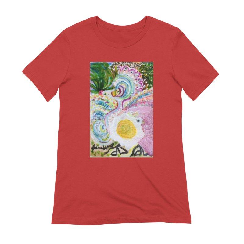 First it was the chicken Women's T-Shirt by Darabem's Artist Shop. Darabem Collection