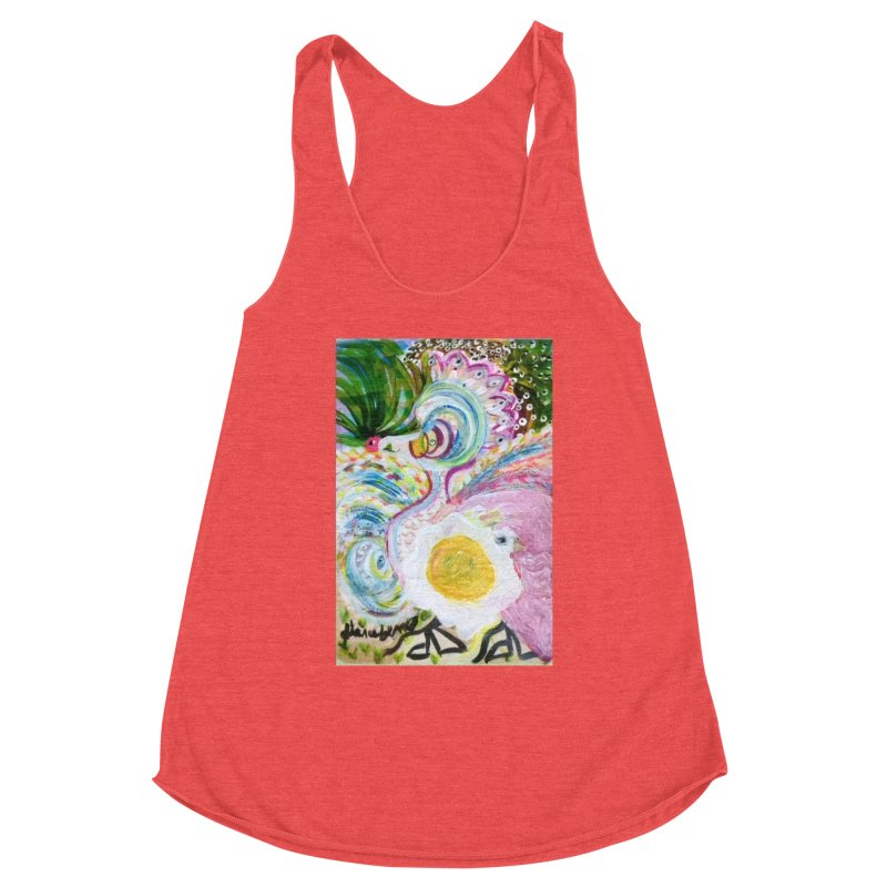 First it was the chicken Women's Tank by Darabem's Artist Shop. Darabem Collection