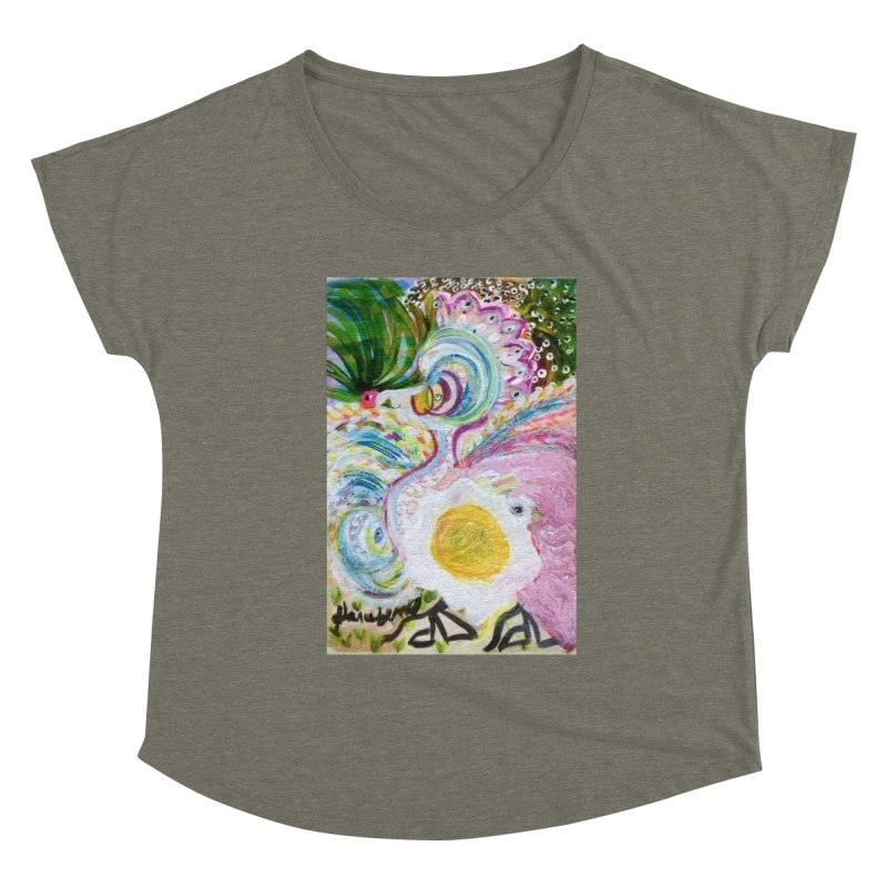 First it was the chicken Women's Scoop Neck by Darabem's Artist Shop. Darabem Collection