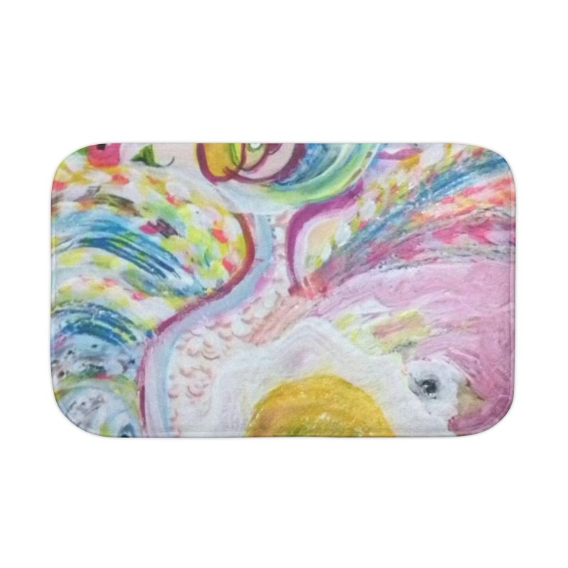 First it was the chicken Home Bath Mat by Darabem's Artist Shop. Darabem Collection