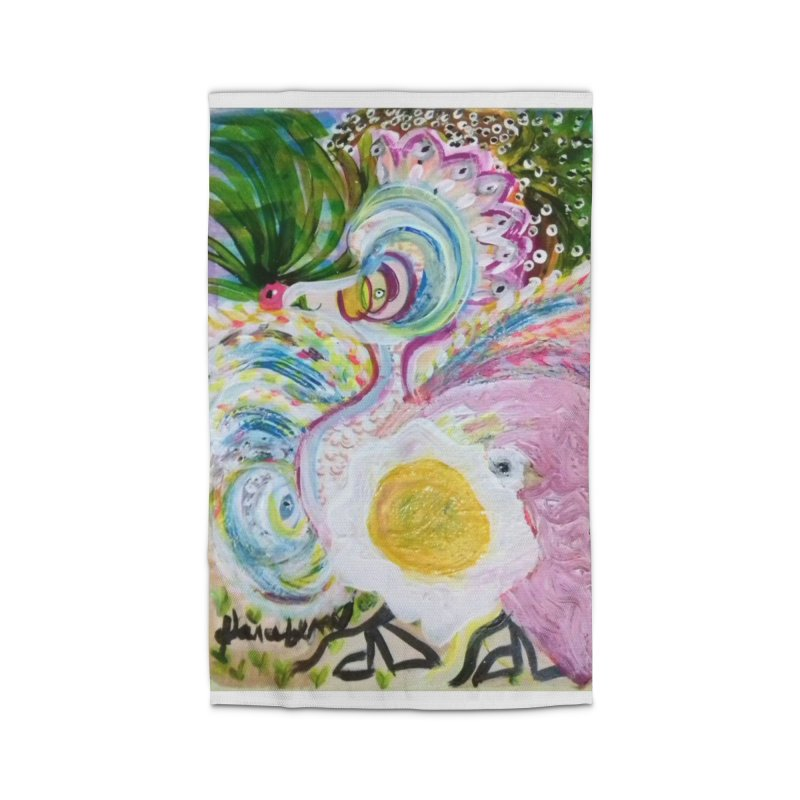 First it was the chicken Home Rug by Darabem's Artist Shop. Darabem Collection