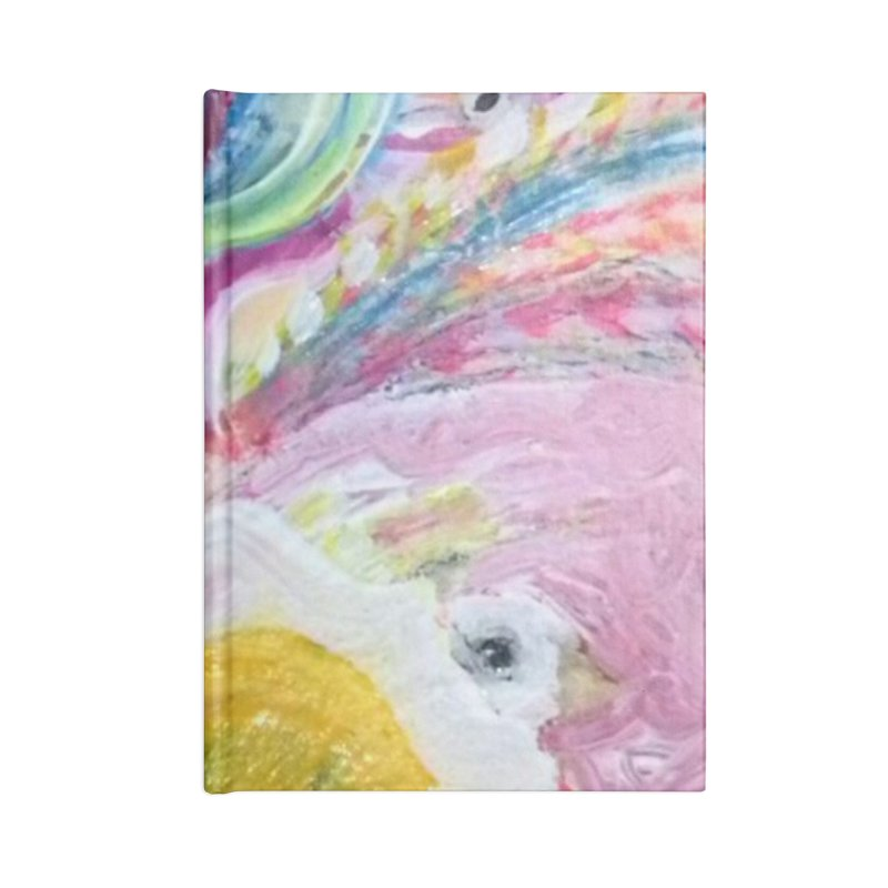 First it was the chicken Accessories Lined Journal Notebook by Darabem's Artist Shop. Darabem Collection