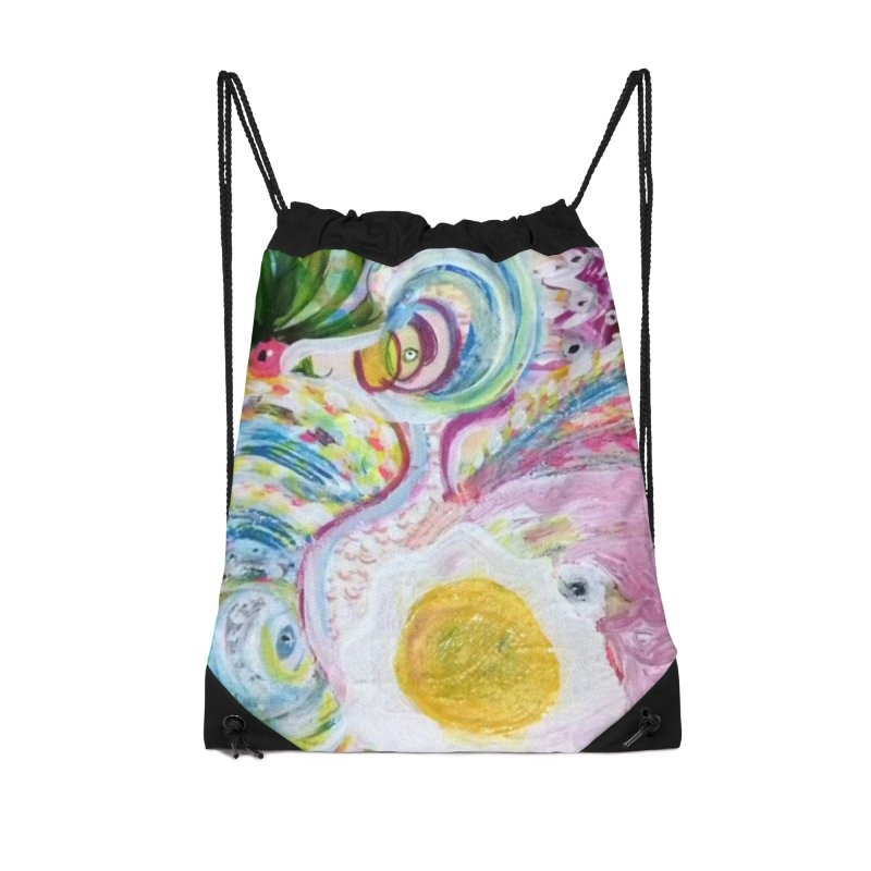 First it was the chicken Accessories Drawstring Bag Bag by Darabem's Artist Shop. Darabem Collection