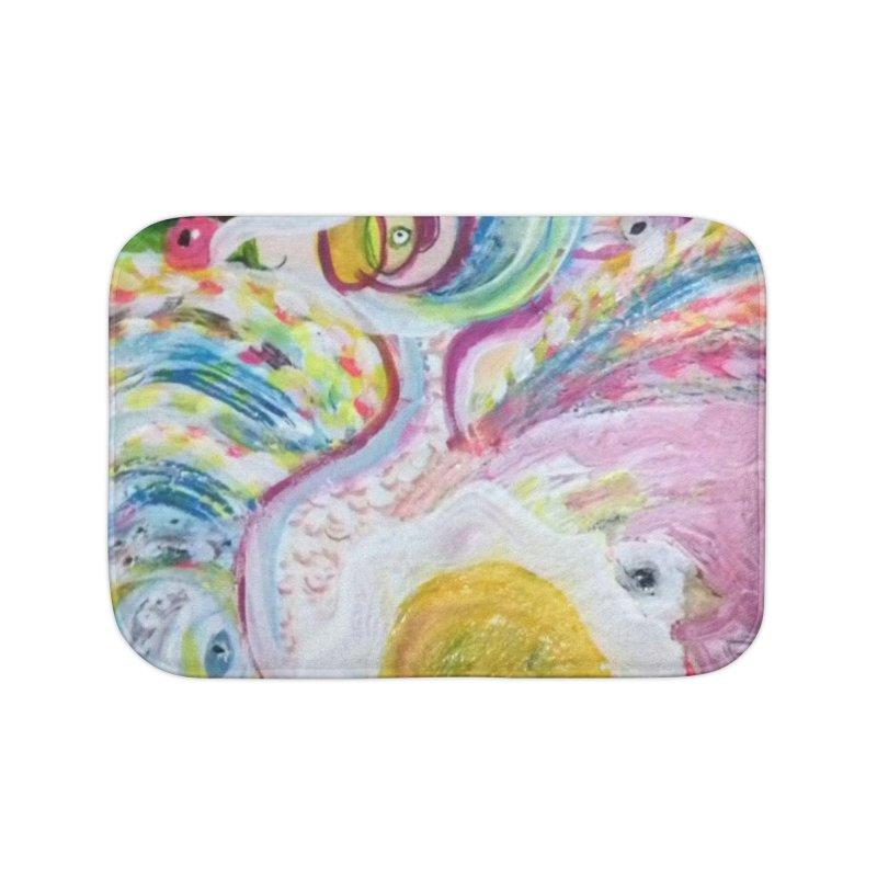 First it was the chicken Home Bath Mat by Darabem's Artist Shop. Darabem Collection