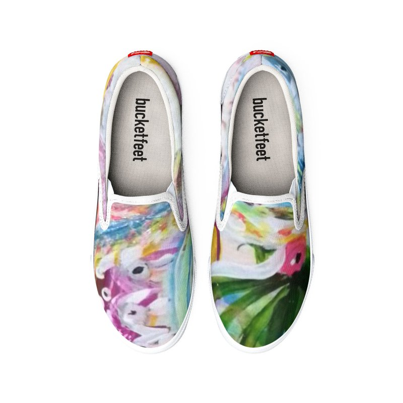First it was the chicken Men's Shoes by Darabem's Artist Shop. Darabem Collection