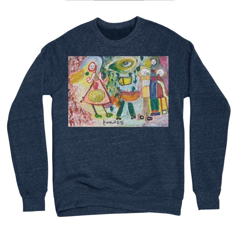 Praise the difference Women's Sponge Fleece Sweatshirt by Darabem's Artist Shop. Darabem Collection
