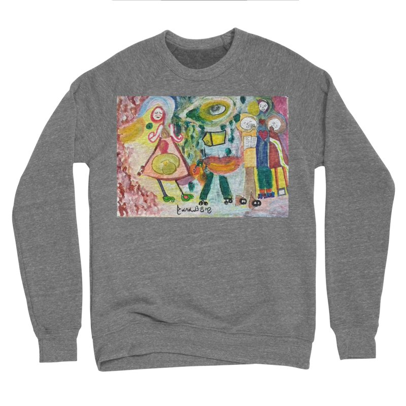 Praise the difference Women's Sponge Fleece Sweatshirt by Darabem's Artist Shop. Darabem Collection