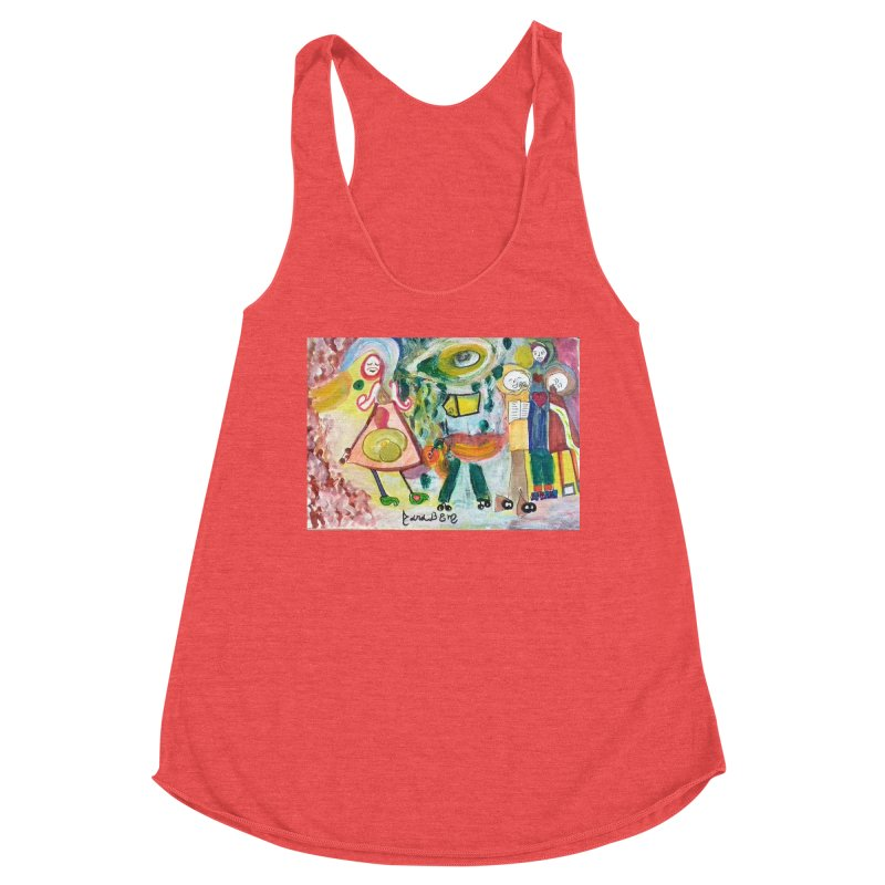 Praise the difference Women's Tank by Darabem's Artist Shop. Darabem Collection
