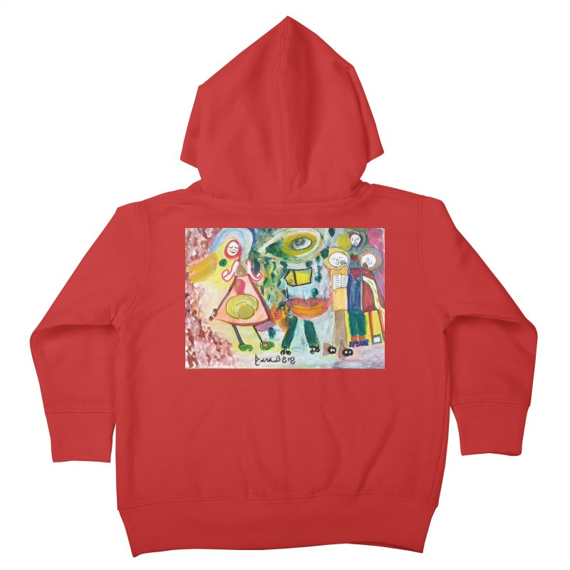 Praise the difference Kids Toddler Zip-Up Hoody by Darabem's Artist Shop. Darabem Collection