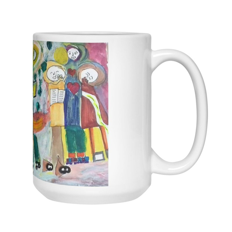 Praise the difference Accessories Mug by Darabem's Artist Shop. Darabem Collection