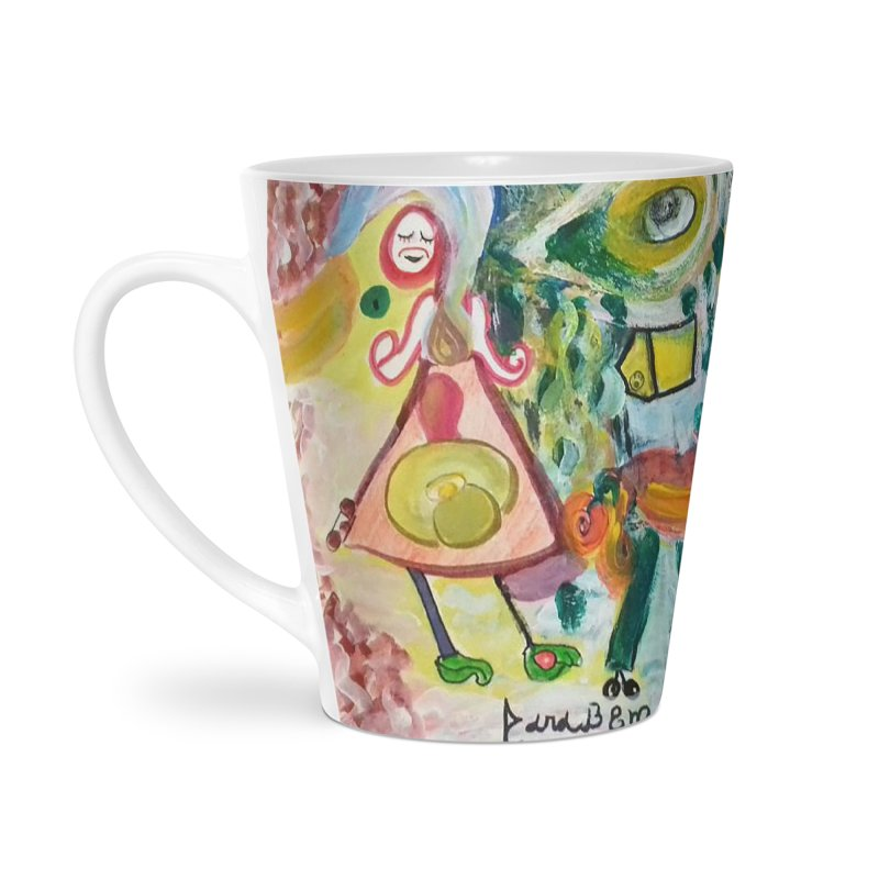 Praise the difference Accessories Latte Mug by Darabem's Artist Shop. Darabem Collection