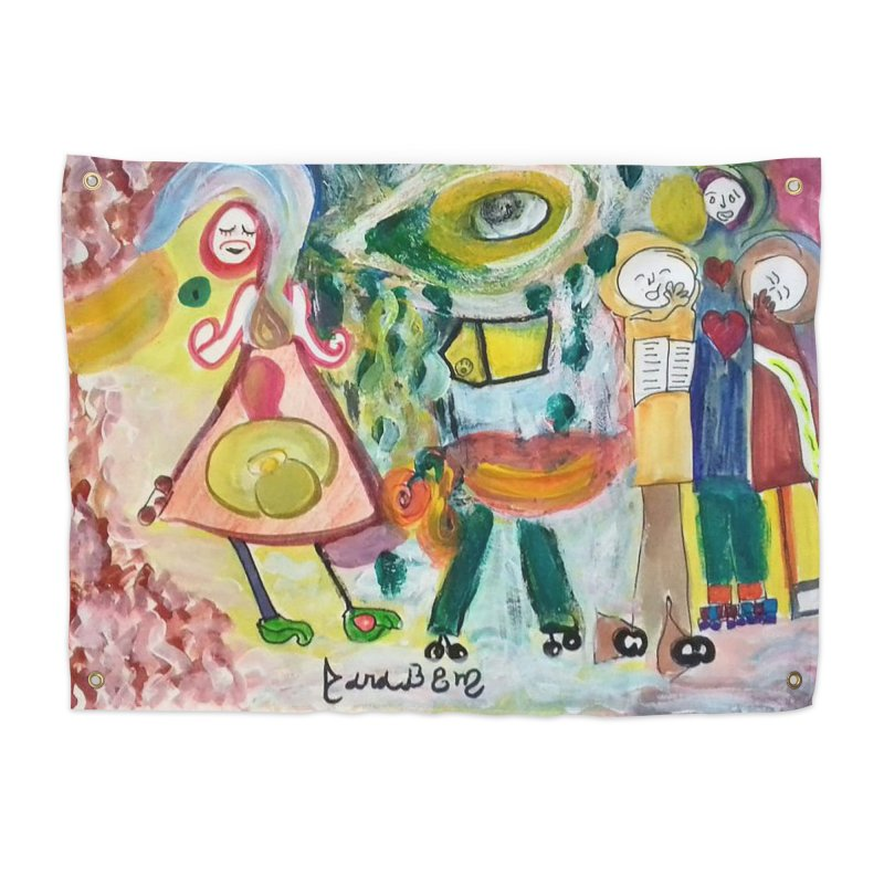Praise the difference Home Tapestry by Darabem's Artist Shop. Darabem Collection