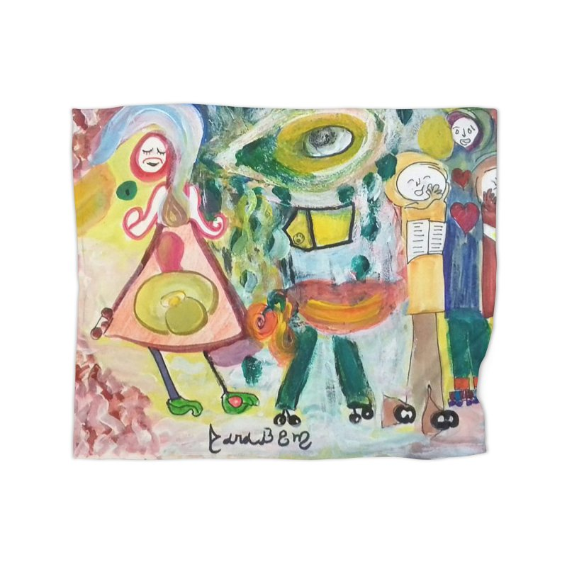 Praise the difference Home Blanket by Darabem's Artist Shop. Darabem Collection