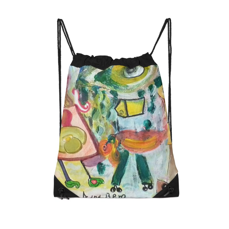Praise the difference Accessories Drawstring Bag Bag by Darabem's Artist Shop. Darabem Collection