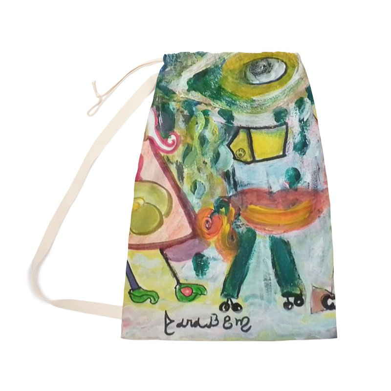 Praise the difference Accessories Bag by Darabem's Artist Shop. Darabem Collection