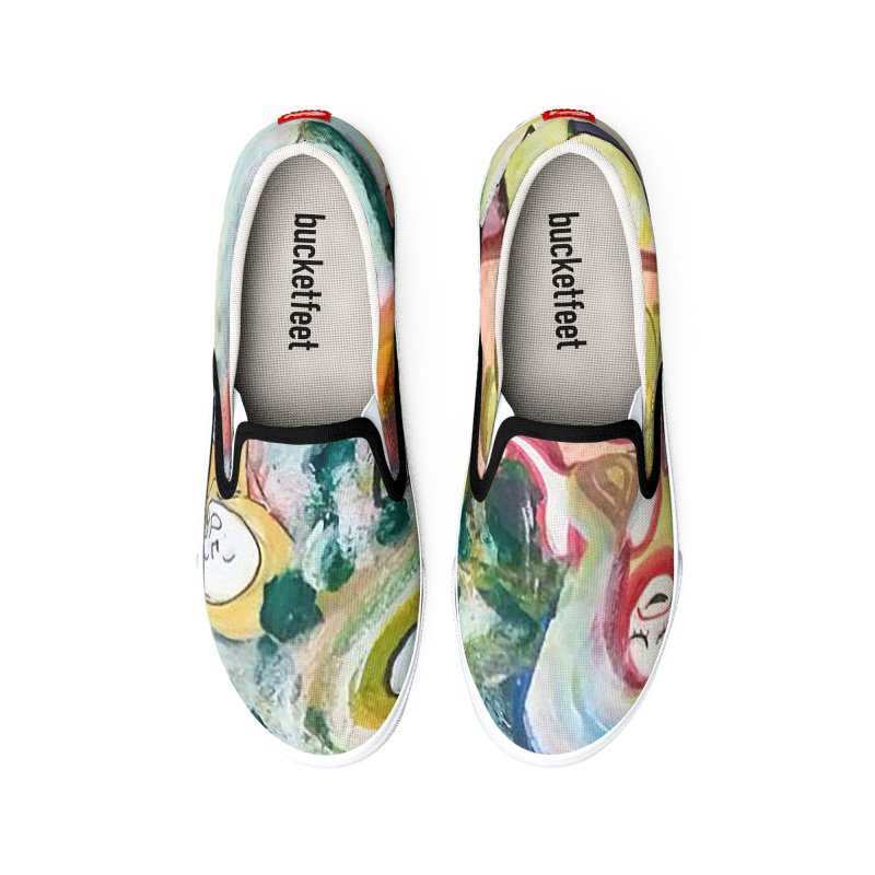 Praise the difference Women's Shoes by Darabem's Artist Shop. Darabem Collection