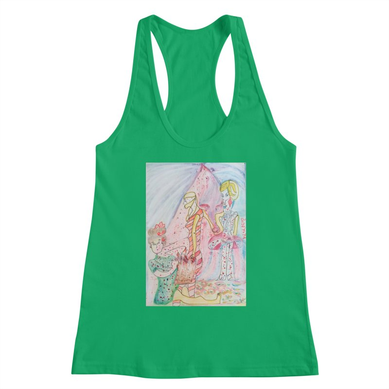 Celebrity Women's Tank by Darabem's Artist Shop. Darabem Collection
