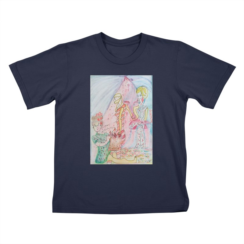 Celebrity Kids T-Shirt by Darabem's Artist Shop. Darabem Collection