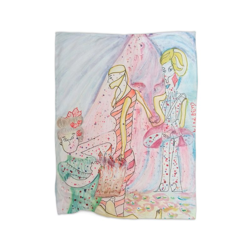 Celebrity Home Blanket by Darabem's Artist Shop. Darabem Collection